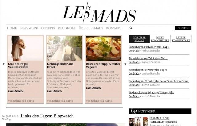 Das ist die Story des einst größten deutschen Mode Blogs